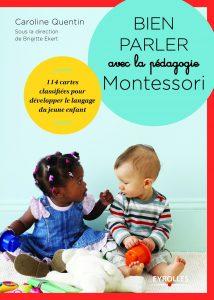 livre bien parler avec la pédagogie Montessori