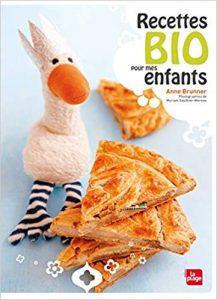 livre recettes bio pour mes enfants